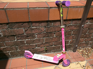 Pink girls Barbie scooter Leichhardt Leichhardt Area Preview