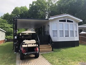Immaculate 3 bedroom trailer for rent!! Please read dates!