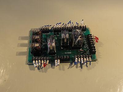 Cnc Relay Connection Board - F5-pcb1 Yang Fanuc Cnc