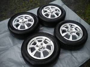 Lancer 14inch Rims (Roadworthy Tyres) Belgrave Yarra Ranges Preview