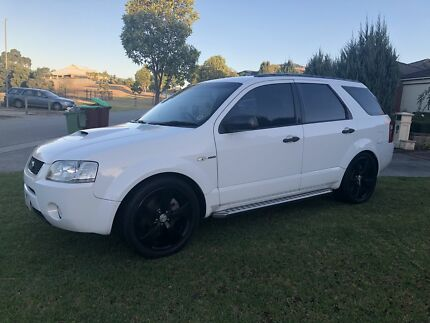 Ford Turbo Territory 7seat 20inch FPV rims BARGAIN PRICED TO SELL