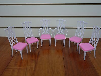 My Fancy Life Dinning Room Table Set (9712) For Doll Furniture