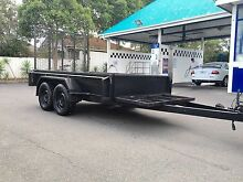 10x5 tandem trailer heavy duty plant excavator trailer Carnegie Glen Eira Area Preview