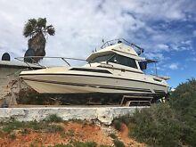 Leeder 710 fly bridge cruiser Fremantle Fremantle Area Preview