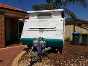 Loading... 2003 Jayco Freedom 16 ft 10 x 7ft 6 pop top Werribee Wyndham Area Preview