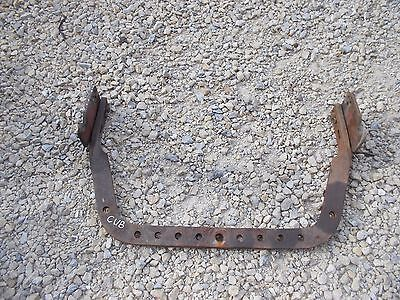 Farmall Cub Tractor Ih Good Original Draw Bar Drawbar Mounting Brackets