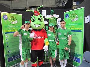 Grasshopper Soccer ACT- Teach children to play soccer as a career Capital Hill South Canberra Preview