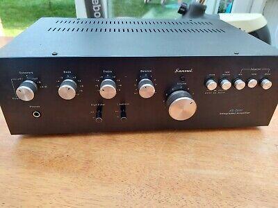 Vintage Integrated Amplifier SANSUI AU-2900