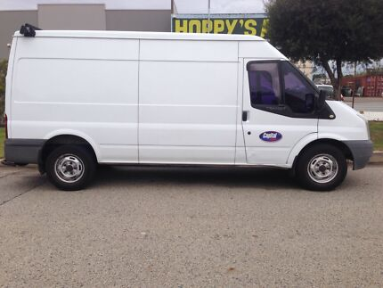 Van hire transit Cannington Canning Area Preview