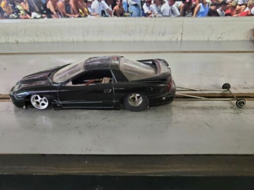 02 TRANS AM STREET STOCK!!! VERY NICELY BUILT 1/24  DRAG CAR!!!