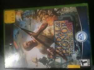 Seven Xbox Games for Sale
