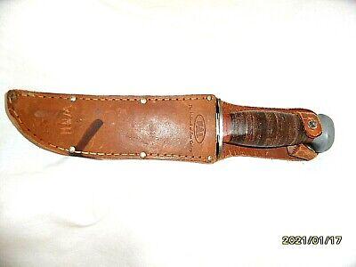 Vintage ORIGINAL RH-36 PAL WWII Knife