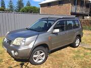 Nissan X-Trail Ti Luxury (4x4) Cooks Hill Newcastle Area Preview