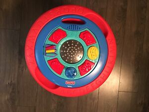 Fisher-price/Microsoft Intellitable Activity Table