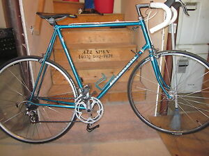 Vintage Bianchi Road Bike -24inch frame-collectors bike