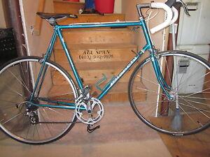 Vintage Bianchi Road Bike -24inch frame-collectors bike