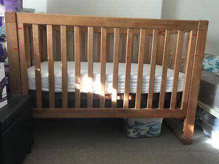Bertini Cot Toddler Bed