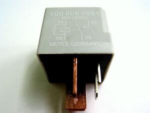 Fuel Pump 167 Relay MEYLE OEM Quality VW Mk2 Mk3 Mk4 Golf Audi & SEAT 191906383C
