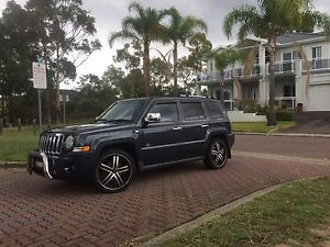 2007 Jeep Patriot, Immaculate Condition, Rego. Wattle Grove Liverpool Area Preview