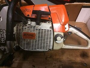 Stihl ms 440 arctic and Stihl 026