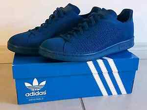 Adidas Stan Smith Primeknit Blue Rowville Knox Area Preview
