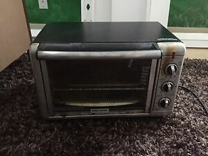 FREE toaster oven!