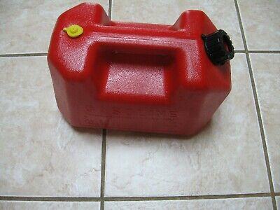 Pre Ban Blitz 2 Gallon 8 Oz. Gas Can Vented Fast Pour Collar Base-no Spout