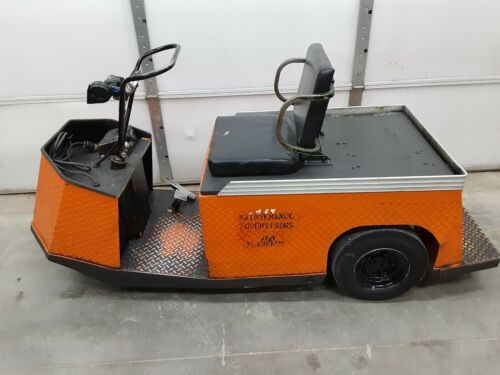 Taylor Dunn Electric 24V Cart / 3 Wheel Personnel / Burden Carrier w/ Charger