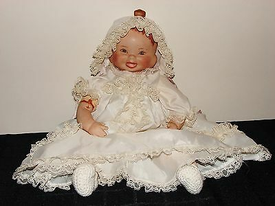 Three Faces Bisque Baby Doll