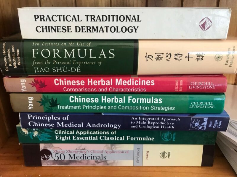 Chinese Medicine Books Textbooks Gumtree Australia Brisbane