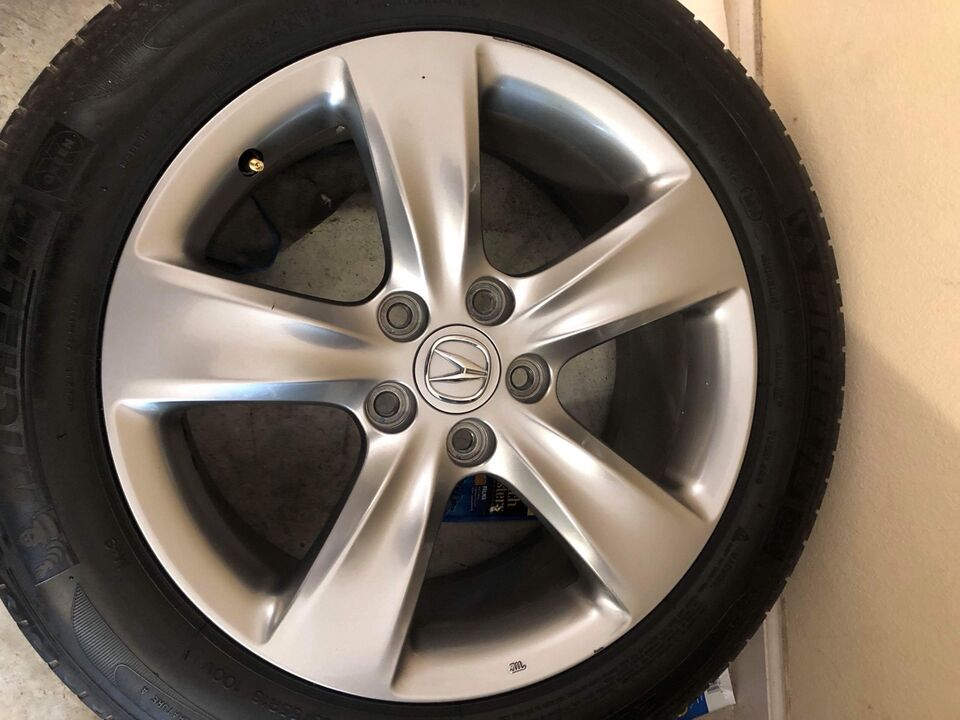 Acura TL OEM Wheels Tires Rims Mississauga Peel - Acura tl oem wheels
