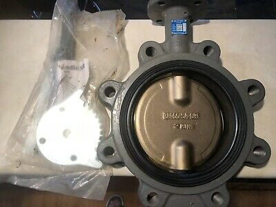 Milwaukee 6 Gate Valve Cl233ed New