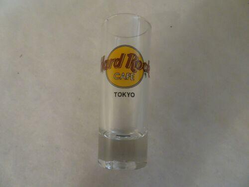 Hard Rock Cafe Shot Glass Tokyo Classic Logo double black circle