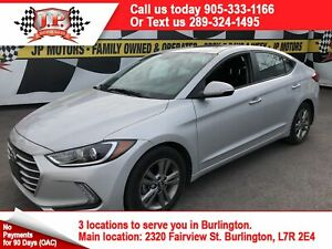 2018 Hyundai Elantra LE, Automatic, Heated Seats, Sunroof, 42, 0