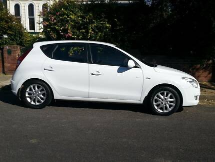 2008 Hyundai i30 Hatchback Mayfield Launceston Area Preview