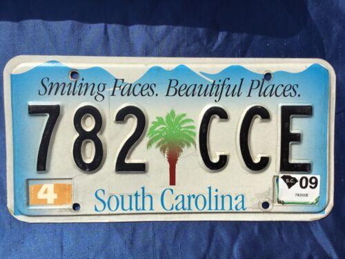 🇺🇸 US Kennzeichen Nummernschild Licenseplate USA SOUTH CAROLINA 782 CCE  🇺🇸