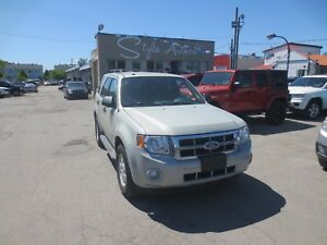 2009 Ford Escape XLT AWD AUT CUIR