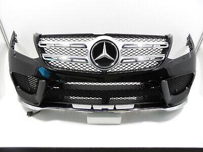 Mercedes GLS X166 original Stoßstange Stoßfänger Kühlergrill AMG Styling Paket