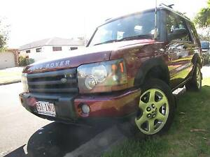 2004 Land Rover Discovery Wagon Minyama Maroochydore Area Preview