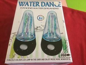 Water dance Speakers
