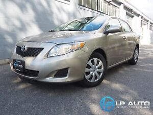 2009 Toyota Corolla CE! Only 79500kms! MINT!