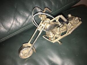 Hand made motorcycle