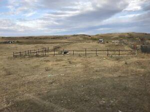 Drill stem fence