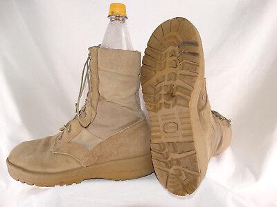 Altama 5206 Army Hot Weather Combat Boot Stiefel desert US 10W Vibram Desert Hot Weather Boot