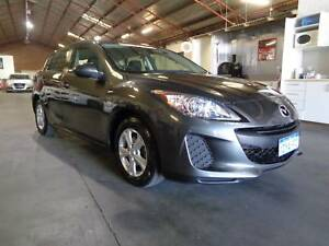 1 OWNER LOG BOOKS 2012 Mazda3 Hatchback 3 YEARS AWN WTY Bentley Canning Area Preview