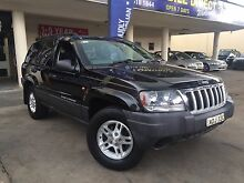 2004 Jeep Grand Cherokee Laredo 4x4,Logbooks,Excellent Throughout Ingleburn Campbelltown Area Preview