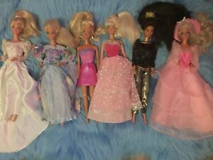 ~HUGE~ BARBIE LOT!!! Accessories, furniture, clothing, etc.
