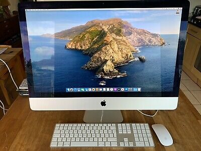 "Apple iMac A1419 27"" Desktop - MK472B/A (October, 2015)"