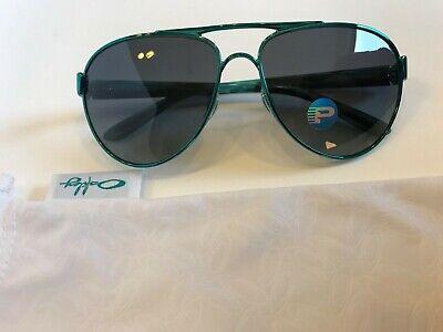 Oakley Disclosure Peacock/ Grey Gradient Polarized Damen Sonnenbrille Neu