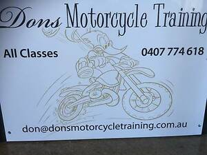 Dons Motorcycle Training Willagee Melville Area Preview